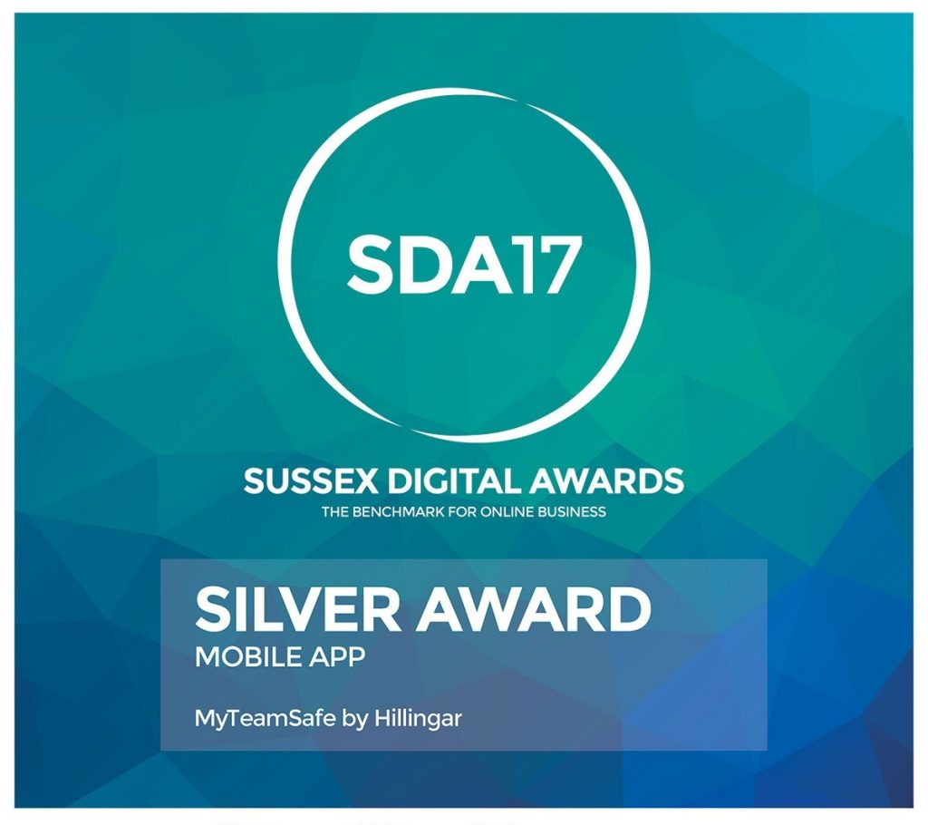 silver award 2 1024x910 - Estate Agent Health And Safety