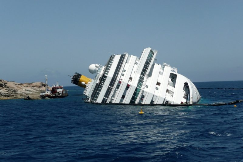 concordia 944451 960 720 - The 5 Most Expensive Work Accidents In History